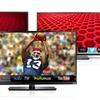 "Vizio 39"" 1080p LED Smart HDTVs (Refurbished)"