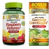 Purely Inspired Garcinia Cambogia and Gummies Weight-Loss Supplements