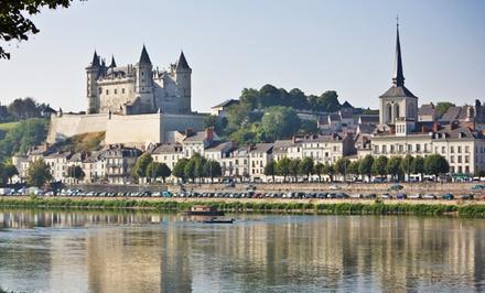 La Loire:1 à 2 nuits chambre supérieure, Pdj et dîner