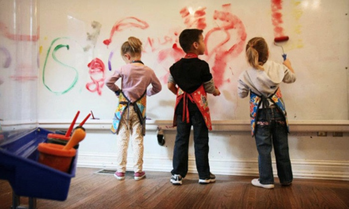 ArtBeast Studio - Art Beast Children's Studio: One-Month Family or Single-Child Pass to ArtBeast Studio (Up to 52% Off)