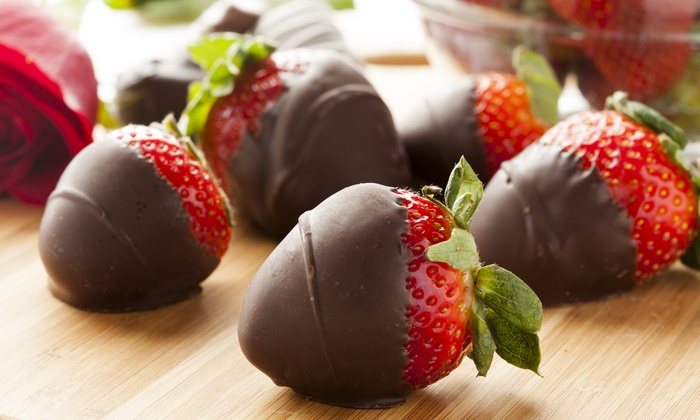 Jasma's Gourmet Treats and Berries - Kilbourn Town: $13 for $20 Groupon — Jasma's Gourmet Treats & Berries