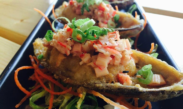 Painter's Palate - Indian Beach/Sapphire Shores: $12 for $20 Worth of Asian-Fusion Food for Two at Painter's Palate