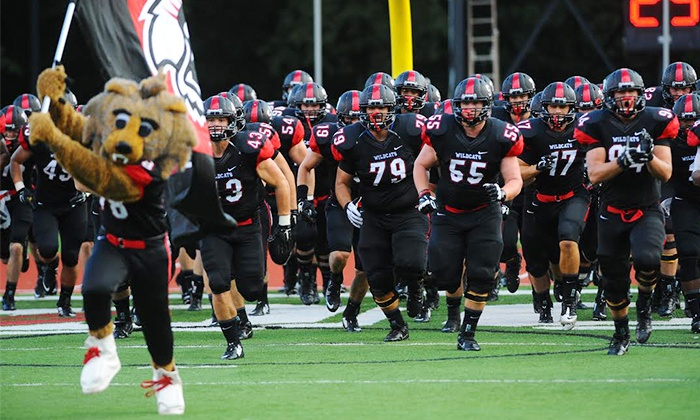 Davidson College Wildcats Football - Richardson Stadium: Davidson Wildcats Home Football Game (September 12–November 14)