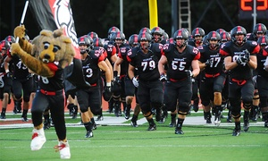 Davidson College Wildcats Football: Davidson Wildcats Home Football Game (September 12–November 14)