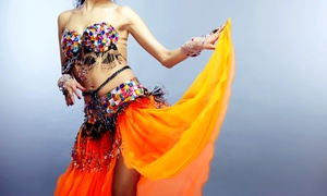 Dancing for Dessert: 10 Zumba Classes or 8 Belly-Dancing Classes at Dancing for Dessert (50% Off)