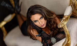 Up to 94% Off Boudoir Photo Shoot at Cherie Foto, plus 6.0% Cash Back from Ebates.