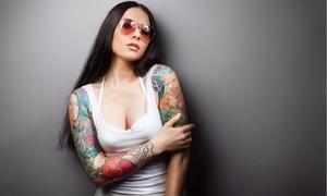 Spektrum Tattoo: Buono sconto fino a 200 € per un tatuaggio di qualsiasi dimensione e colore