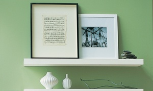 Artscapes/Young Framing: Custom Framing at Artscapes Custom Framing and Vintage Poster Gallery (Up to 67% Off). Three Options Available.