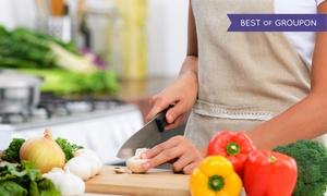 Classic Cooking Academy: Recreational Cooking Class for One, Two, or Four at Classic Cooking Academy (Up to 51% Off)
