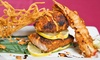 """Off the Cuff Tailored Cuisine - Off the Cuff Tailored Cuisine: """"Build Your Meal"""" Food for Two or Four or More at Off the Cuff Tailored Cuisine (Up to 50% Off)"""