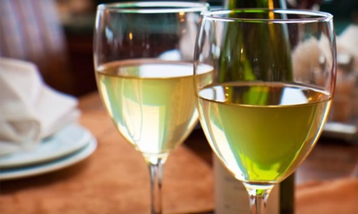 Vinum Coffee & Wine Lounge - Tacoma: Upscale Pub Fare and Beverages at Vinum Coffee & Wine Lounge (Half Off). Two Options Available.