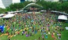 Yoga Fest - Downtown Fort Lauderdale: YogaFestFL for One or Two at Huizenga Plaza on Saturday, February 25 at 9 a.m. (Up to 49% Off)
