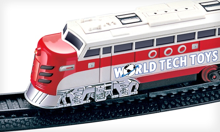 Luxury Train Set: $19 for a Luxury Train Set ($55 List Price). Free Shipping and Free Returns.
