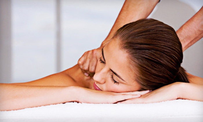 Everybody's Health - Multiple Locations: One, Three, or Five 60-Minute Massages, or a Chiropractic Consult at Everybody's Health (Up to 76% Off)