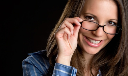 $59 for Eye Exam and $100 Toward a Complete Set of Frames and Lenses at San Diego Optometry ($179.95 Value)