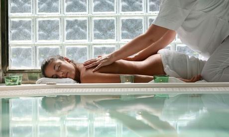 Un massaggio singolo o di coppia a scelta da 25 o 50 minuti a Galzignano Weelness (sconto fino a 61%)