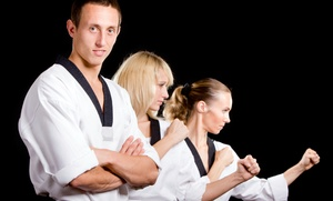 Villari's Martial Arts: Two Months of Karate Lessons with a Uniform or Five Classes at Villari's Martial Arts Center (Up to 88% Off)