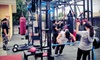 Fitness is Art - Burbank: 10 or 20 Fitness Classes or Three Personal-Training Sessions at Fitness is Art (Up to 82% Off)