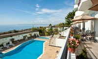 Afternoon Tea by the Sea for Two or Four at Hallmark Hotel Bournemouth East Cliff Court