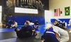 The Stronghold - The Stronghold Point Loma: Unlimited Jiu Jitsu Classes at The Stronghold/Cobrinha San Diego (Up to 71% Off)