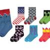 K. Bell Socks for Men, Women, and Children
