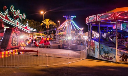 Fair Admission or a Monster-Truck Show at the Tulare County Fair on September 16–20 (Up to 41% Off)