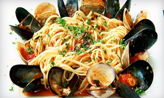 Tesoro - Van Ness - Forest Hills: $20 for $40 Worth of Italian Food for Dinner at Tesoro