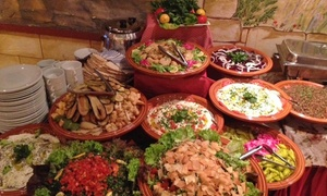 Tarbouch: Libanees buffet à volonté à 14,99 € chez restaurant Tarbouch