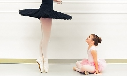 One Month of Dance Classes for Ages 2-3 or 4 and Up at Juline School of Dance (Up to 64% Off)
