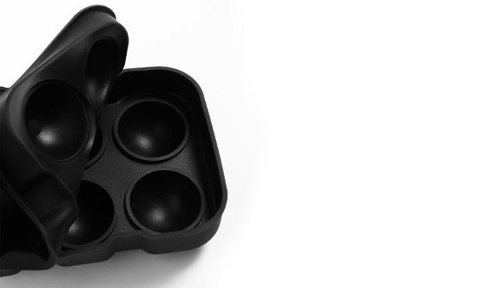 moule gla ons sph res en silicone groupon. Black Bedroom Furniture Sets. Home Design Ideas