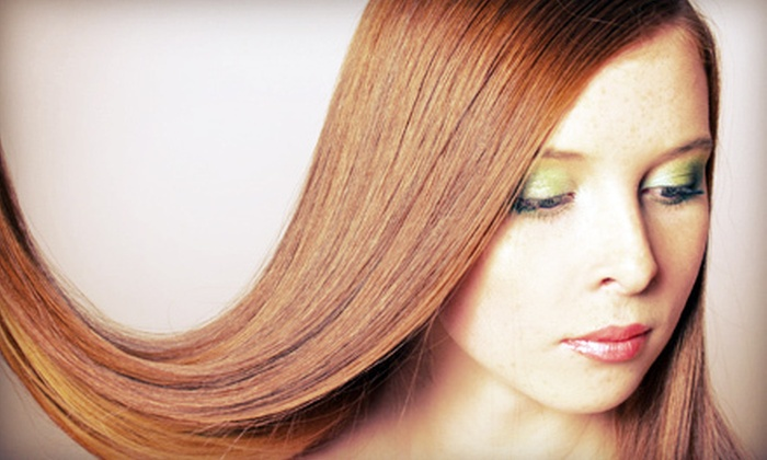 Hair Ambition - Nutley: $30 Worth of Salon and Spa Services