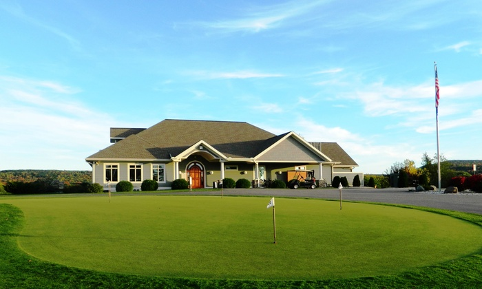Baraboo Country Club - Baraboo: 18-Hole Round of Golf for 2 or 4, Including Cart Rental and Range Balls, at Baraboo Country Club (Up to 54% Off)