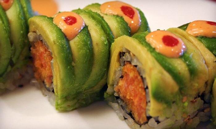 Li Asian Cuisine - Jackson: Asian Dinner for Two or More or for Four or More at Li Asian Cuisine (Half Off)