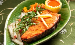 Bengal Tiger East Indian Cuisine: Indian Food at Bengal Tiger Cuisine of India (Up to 33% Off). Two Options Available.