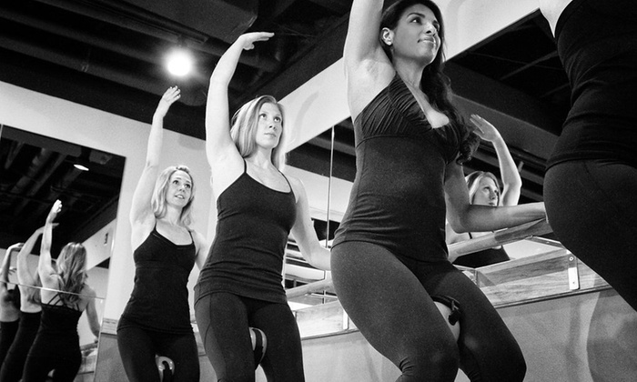 Studio RE - Carmel: Four Weeks of Unlimited Barre Classes at Studio RE (37% Off)