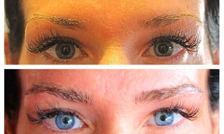 $290 for $580 Worth of Permanent 3D Eyebrow Makeup at Narisara 3D Eyebrow