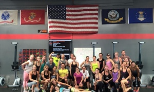 Crossfit Anaerobic: Four Weeks of Fitness and Conditioning Classes at Crossfit Anaerobic  (65% Off)