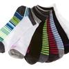 Beverly Hills Polo Club Low-Cut Women's Socks (15-Pack)