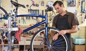 Yuho Sports: Up to 50% Off Bike Tune-Ups at Yuho Sports