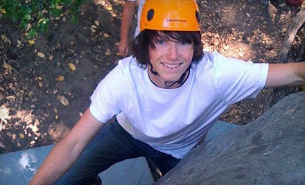One-Day Kids Rock-Climbing Camp for One Child (a $119 value) - Treks and Tracks in Los Gatos
