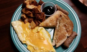 5th Street Cafe: $10 for $16 Worth of Food — 5th Street Cafe
