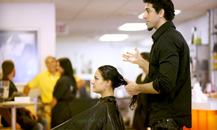 Sergio's Style - Dormont: $30 Worth of Salon Services
