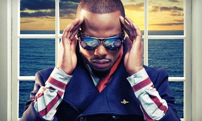 B.o.B. Concert and Official After Party - Dupont Circle: B.o.B. Concert and Official After Party at Eden DC on August 1 at 9 p.m. (Up to Half Off)