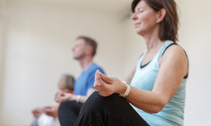Source Yoga: Six-Week Intro to Yoga Series or Five or Ten Classes at Source Yoga (Up to 65% Off)