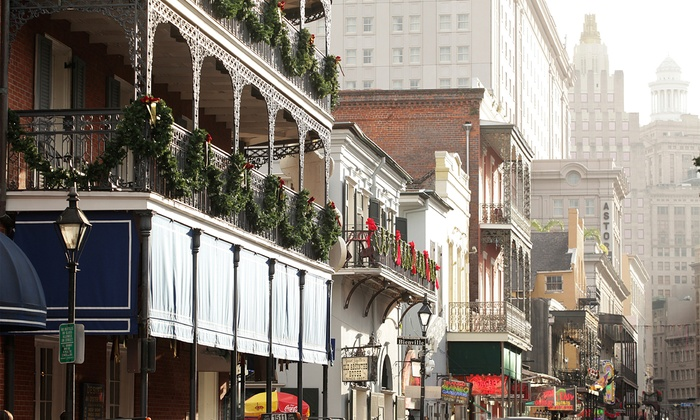 Second City Tours - Second City Tours: One, Two, or Four Tickets to the New Orleans Creole Crawl from Second City Tours (Up to 60% Off)