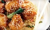 $20 Off Your Bill or Two $14 Vouchers at Chinese Noodle Cafe