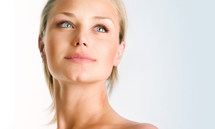 Pure Spa and Salon - Dallas: Facial Lift or Microdermabrasion with Collagen Masks and Lip Treatments at Pure Spa and Salon (Up to 54% Off)
