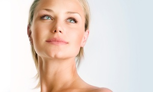 Pure Spa and Salon: Facial Lift or Microdermabrasion with Collagen Masks and Lip Treatments at Pure Spa and Salon (Up to 54% Off)