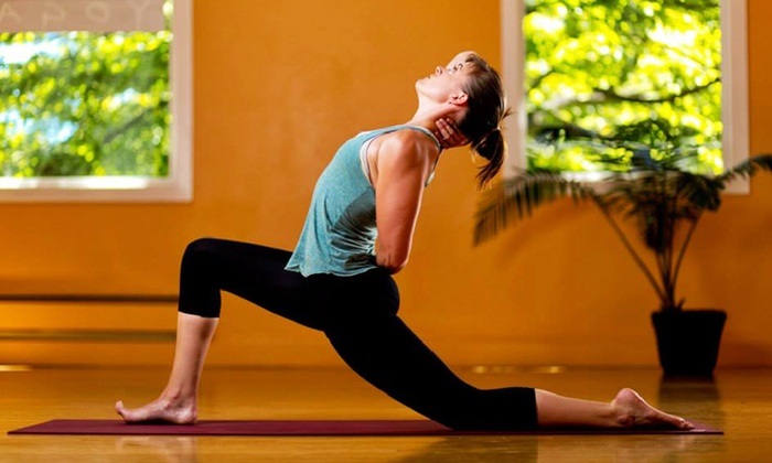 Live Love Flow - Madison Park: One Month of Unlimited Classes at Live Love Flow (67% Off)