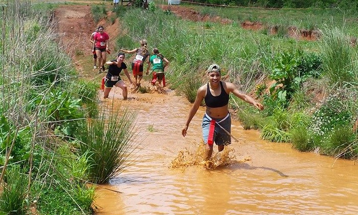 Red Truck Event Center - Blackwater: Mud Run for One or Two at Red Truck Event Center (Up to 55% Off)